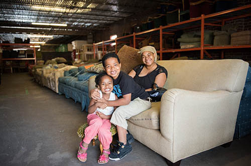 Making A House A Home The Furniture Bank Of Metro Atlanta The